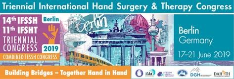 Hand World Congress-abstract submission